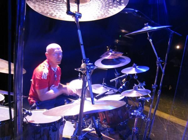Pat Benatar Drummer Myron Grombacher   Myron Grombacher ...