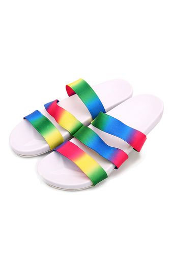 Fashion home decor Casual Summer Beach Flip Flops Summer Flat Sandals(Multicolor) - Intl | ราคา: ฿780.30 | Brand: Unbranded/Generic | See info: http://www.topsellershoes.com/product/53281/fashion-home-decor-casual-summer-beach-flip-flops-summer-flat-sandalsmulticolor-intl