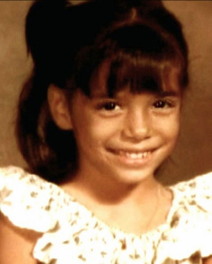 Eva Longoria Celebrity Childhood photos