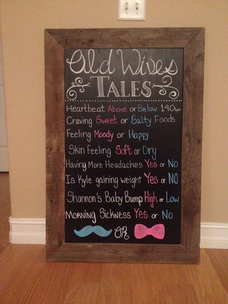 17 Best Images About Gender Reveal Party On Pinterest