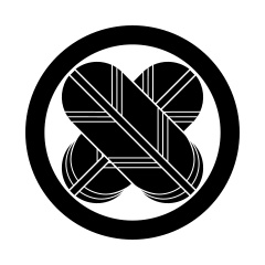 Maruni Chigai Takanoha - My family Symbol(Japanese Kamon)