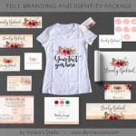 Full Branding And Identity With Custom Logo Design & Double Sided Business Card