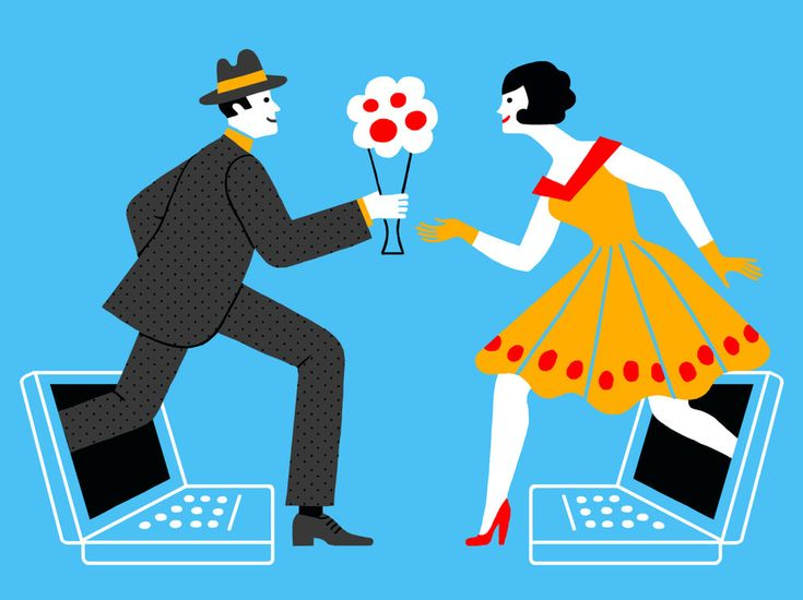 No Scrolling Required at New Dating Sites - The New York Times