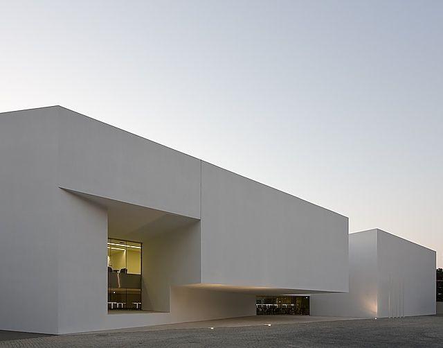 Santo Tirso Call Centre, Portugal by Aires Mateus | bvs | a cross media studio + a global design resource