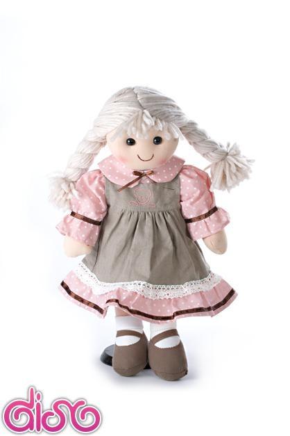 Muñecas de trapo - Lana