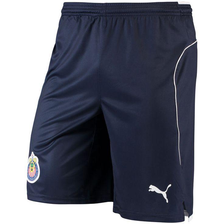 Chivas Puma Training Shorts - Navy