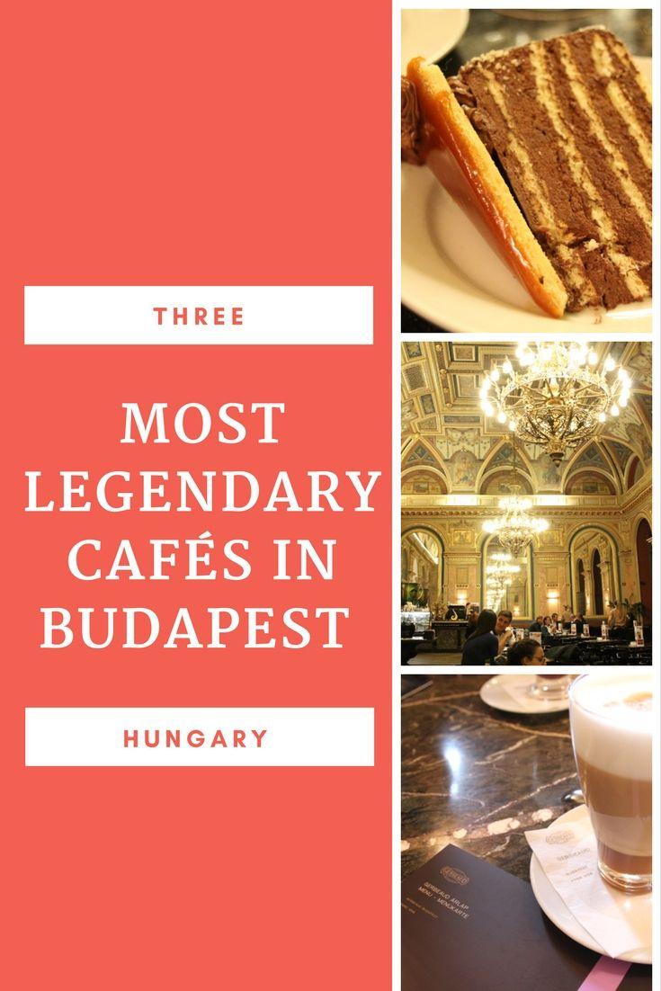4 Most Legendary Cafés in Budapest | My dear Lola by Marina Paul