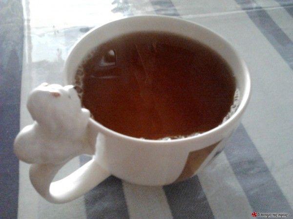 Anti-Stress Tea με λουίζα και λεβάντα #sintagespareas