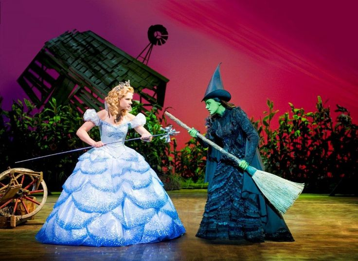 wicked  http://www.fashion-mommy.com/2013/11/03/theatre-tickets-a-great-christmas-gift-idea/