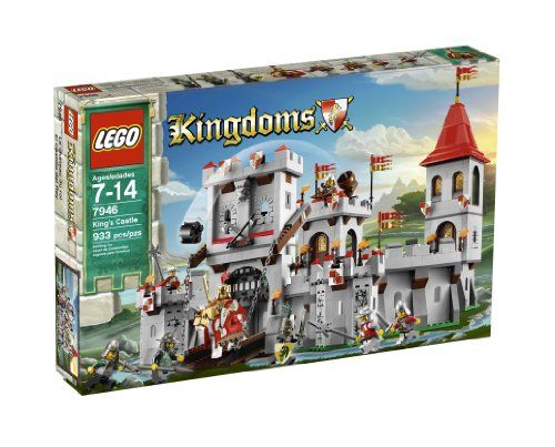 LEGO Kingdoms Kings Castle 7946 *** Click image to review more details.