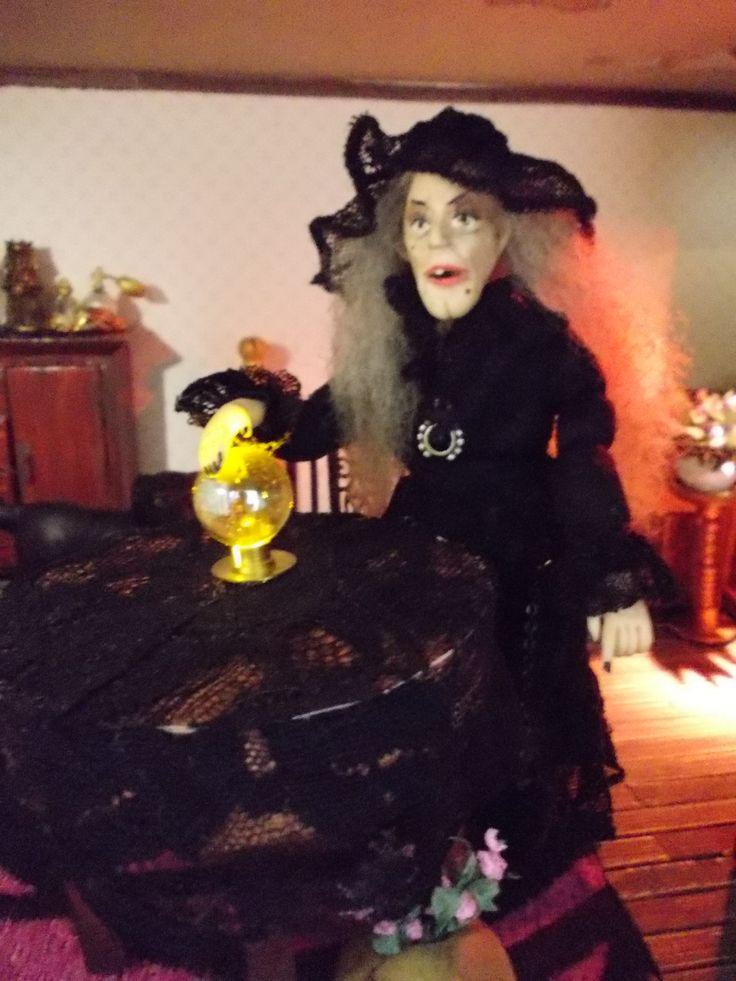 Dagmar, my witch
