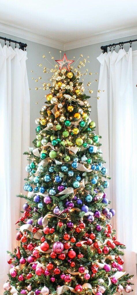 christmas, luxury, and christmas tree image