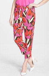 kate spade new york 'hutton' tropical print lounge pants