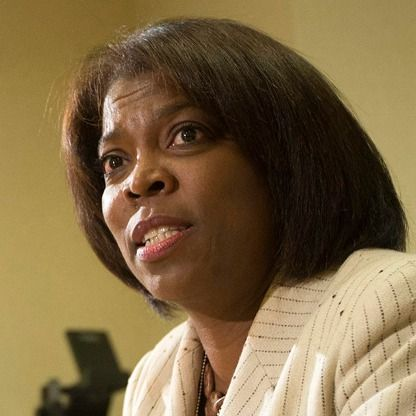 Ertharin Cousin chairman of the food effort United Nations