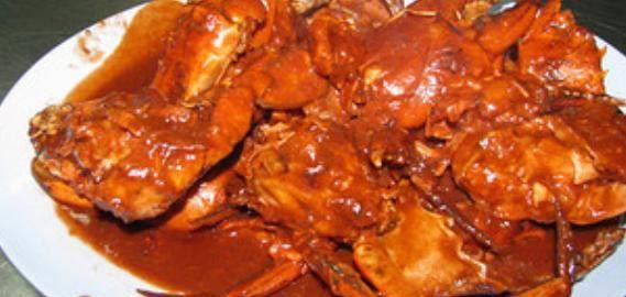 resep memasak kepiting asam manis