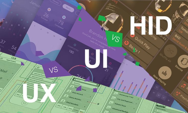 What is the difference between Human Interaction Design (HID), UX Design and UI Design? ...