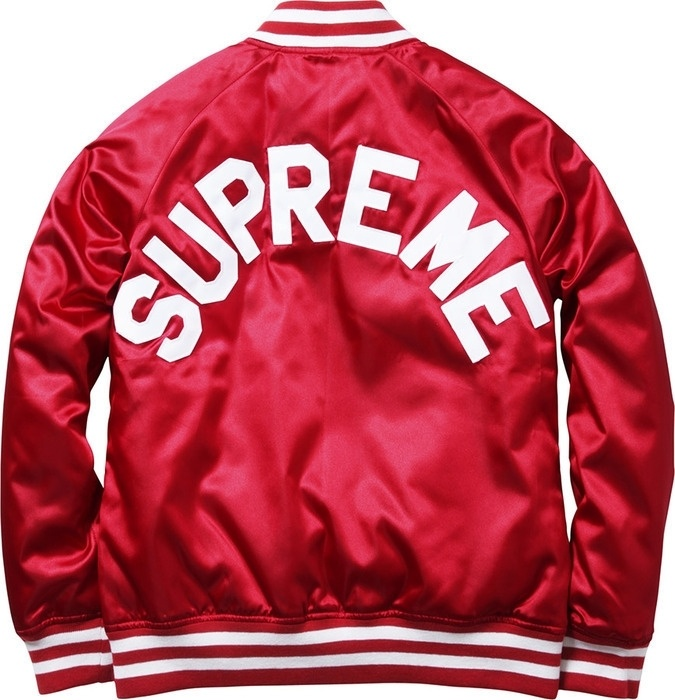 Supreme/Champion Satin Jacket