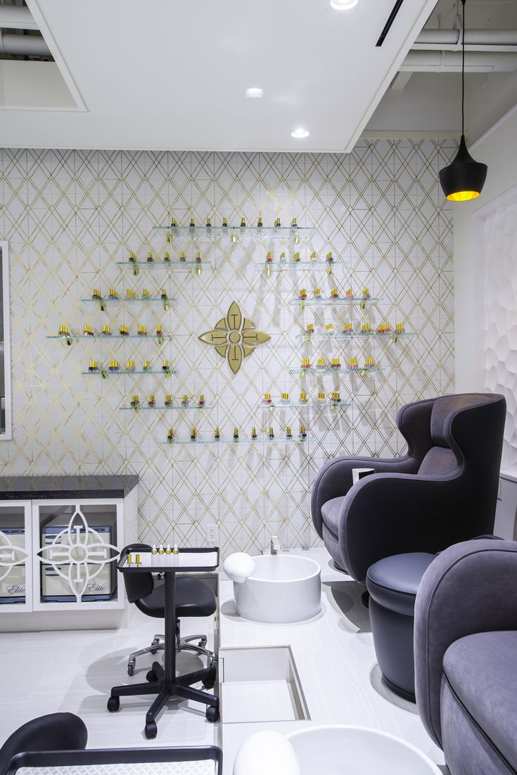Chair nail salon furniture ak 01 g buy manicure chair nail salon - Pedicure Interior Designer In Los Angeles