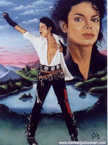 Michael Jackson Art - Michael Jackson Photo (11474985) - Fanpop