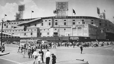 Tiger Stadium Detroit History | This Week in Tiger Stadium History, July 20-26 | Detroit Athletic Co ...