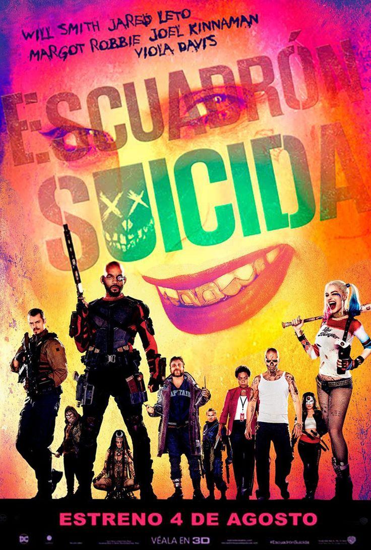 Poster de Escuadron Suicida
