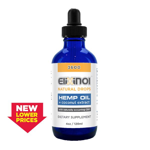 Highest strength tincture.   120ml / 4oz glass bottlecontaining 3600mg of CBD   Available in Cinnamint & Natural flavor   Full-spectrum Cannabinoid extract   Organic hemp CO2 extract tincture   Other natural molecules include: Alkanes, Nitrogenous compounds, Amino acids, Sugars, Aldehydes, Alcohols, Ketones, Flavanoids, Glycosides, Vitamins, Pigments, and water.    Certificate of Analysis