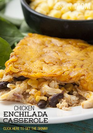 Mexican casseroles are a go to for family dinners!