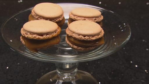 MasterChef Australia Vegemite and White Chocolate Macarons recipe