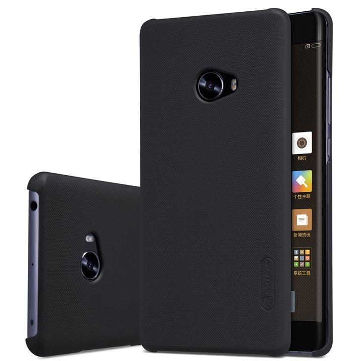 Xiaomi Mi Note 2 Case Nillkin Frosted Shield PC Back Cover Case For Xiaomi Mi Note 2 5.7 inch Gift Screen Protector