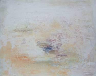 "Saatchi Art Artist Doris Duschelbauer; Painting, ""MIL SENTIDOS EN BLANCO"" #art"