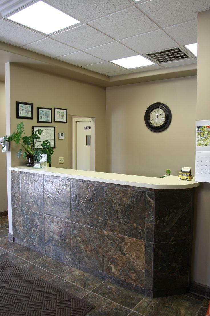 Fernando Dominguez Alvarado's dental clinic is located in