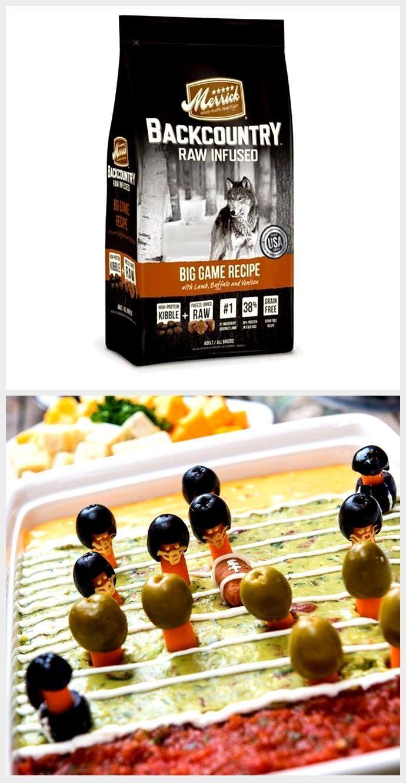 Merrick Backcountry Raw Infused Big Game Recipe Dog Food 4 Lbs Backcountry Big Dog Food Game Best Picture Big Game Recipes Game Food Dog Food Recipes