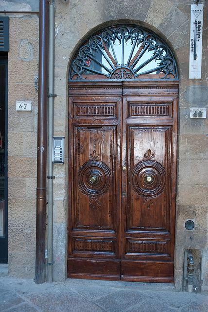 pictures of doors in italy | photo