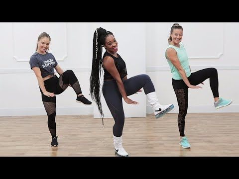 30-Minute Hip-Hop Tabata to Torch Calories - YouTube