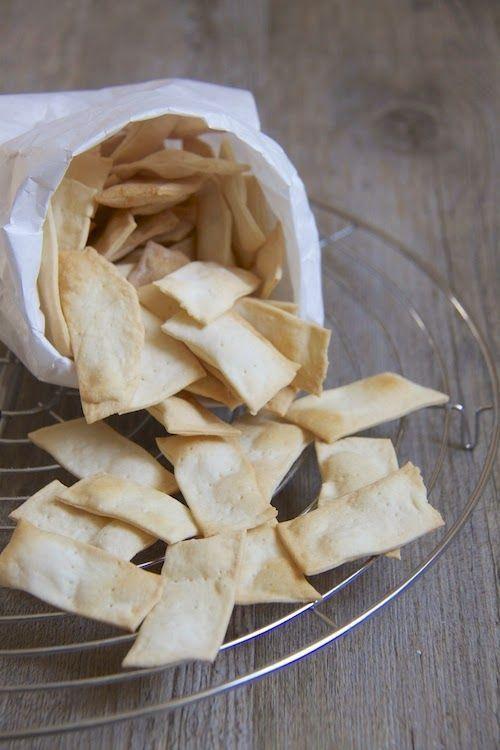 10 ricette di cracker