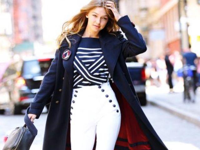 40 warme und elegante nautische Mode Outfits