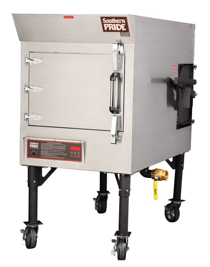 MLR-150 \ Gas \ Commercial Smokers | Southern Pride | Woodburning BBQ Pits & Smokers