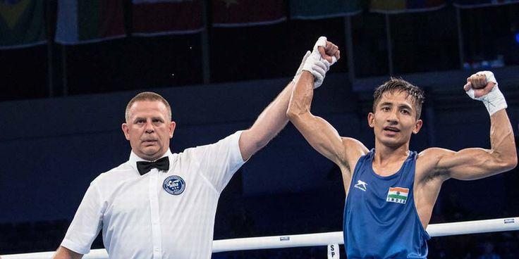 World Boxing Championships 2017 Kavinder Bisht Gaurav Bidhuri reach quarters; Shiva Thapa Manoj Kumar bow out - Firstpost #757Live