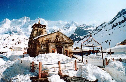Pic of Kedarnath temple, Uttarakhand, India posted by Mr. A.S. Aswal, Hotel Devlok, Srinagar Garhwal, Uttarakhand