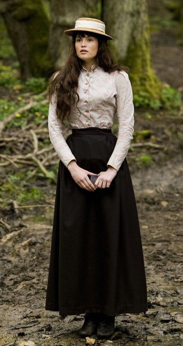 Gemma Arterton as Tess Durbeyfield, Tess of the D'Urbervilles, TV Mini-Series (2008)