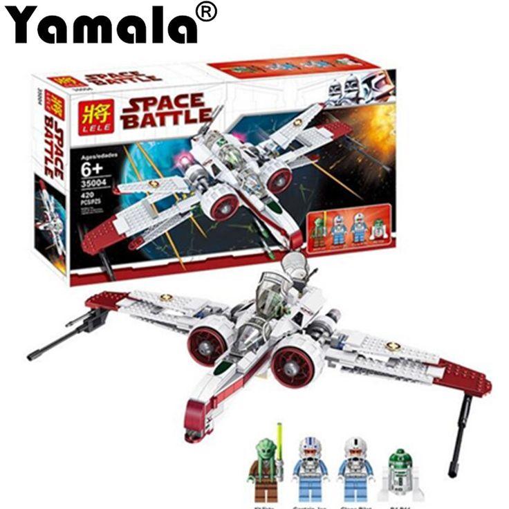 21.50$  Watch here - http://alii95.shopchina.info/1/go.php?t=32805959067 - [Yamala] Star Wars R4-P44 Arc-170 Starfighter Assemble Clone Building Blocks Starwars Toy For Children Compatible Lepin Starwars  #buyonlinewebsite