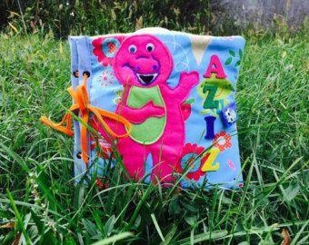 Libro tranquilla occupato Eco bambini friendly libro di MiniMoms