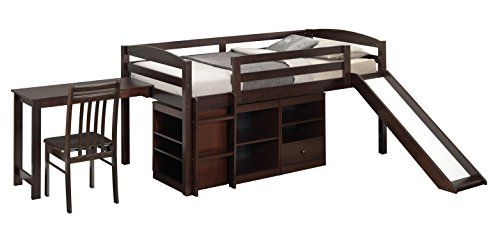 Broyhill Kids Destin Junior Loft Bed Collection with Slide, Espresso Broyhill Kids http://www.amazon.com/dp/B00MWULN2U/ref=cm_sw_r_pi_dp_QFO7ub0V3JZE0