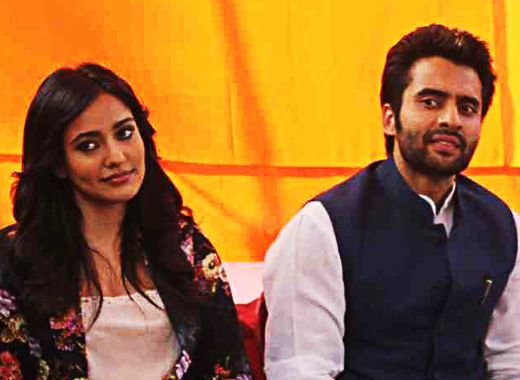 With Neha at the sets of Youngistaan