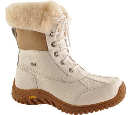 UGG Adirondack Boot II - White - FREE Shipping & Returns | Shoebuy.com