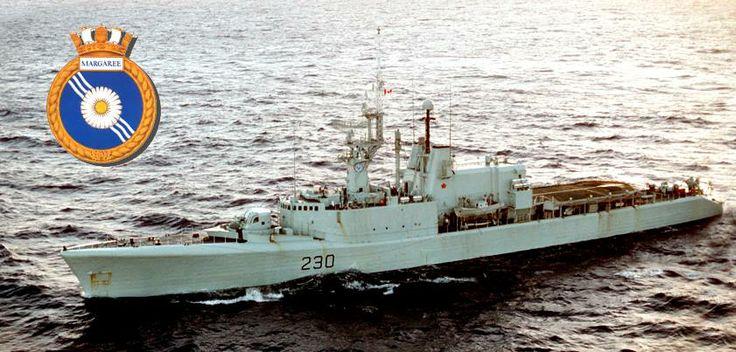 HMCS Margaree (DDH 230)
