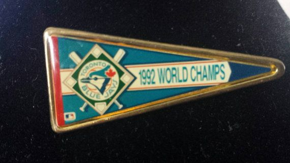 Check out this item in my Etsy shop https://www.etsy.com/ca/listing/246819208/toronto-blue-jays-1992-world-champs