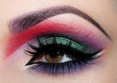 : Dramatic Makeup, Makeup Geek, Eye Makeup, Eye Shadows, Wings Eyeliner, Makeup Art, Makeup Looks, Creative Makeup, Eyeshadows