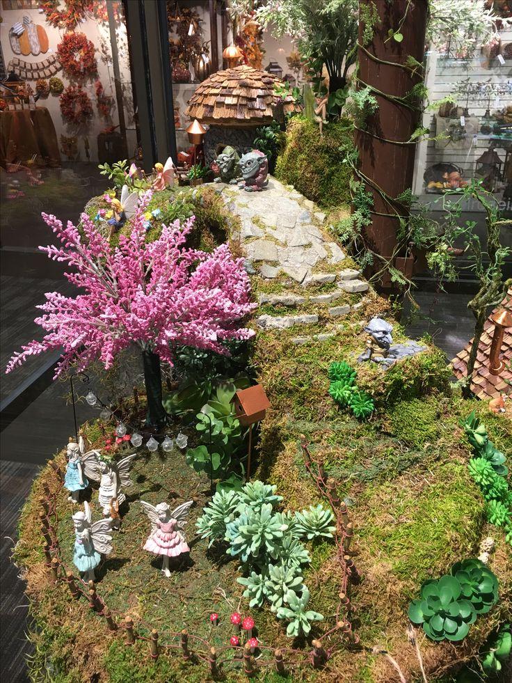 Dallas Market Jan 2017 Georgetown Fairy Gardens