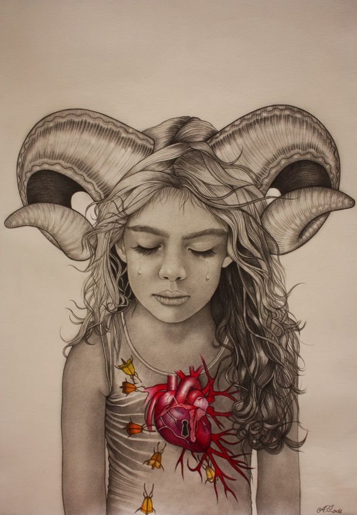 Aries by birth. My fault is in my stars. Although I wear my heart on the outside, it is completely guarded. I am a mixture of beauty and darkness. I love hard and hate harder. This picture says so much about the fate of a female ram.